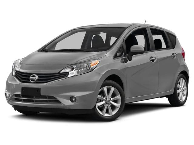 Photo Pre-Owned 2015 Nissan Versa Note Hatchback in Greensboro NC