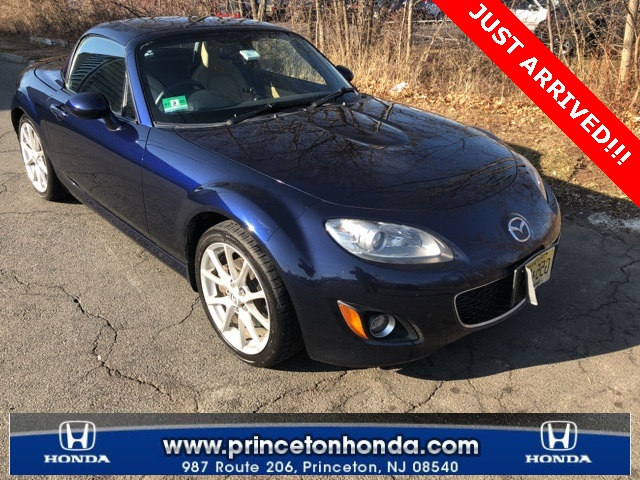 Photo 2012 Mazda Mazda MX-5 Miata Grand Touring Hard Top M6 Convertible for sale in Princeton, NJ