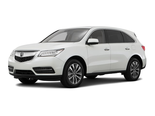 Photo 2016 Acura MDX 3.5L For Sale Near Fort Worth TX  DFW Used Car Dealer