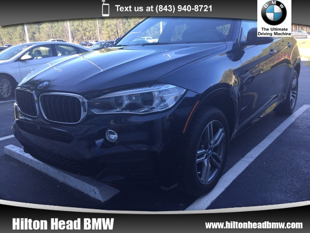 Photo 2015 BMW X6 xDrive35i Sports Activity Coupe All-wheel Drive