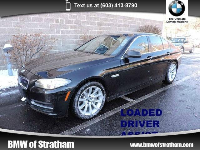 Photo 2014 BMW 5 Series 535i xDrive NAVIGATION HARMAN KARDON PREMIUM DRIVE Sedan All-wheel Drive