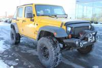 2008 Jeep Wrangler 4WD 4dr Unlimited X SUV