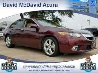 2012 Acura TSX 5-Speed Automatic with Technology Package