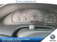 2002 Chevrolet Cavalier LS Sport Coupe Front Wheel Drive
