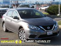 Used 2017 Nissan Sentra For Sale | Davis CA