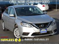 Used 2016 Nissan Sentra For Sale | Davis CA