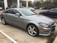 Pre-Owned 2014 Mercedes-Benz CLS 550 Rear Wheel Drive Coupe