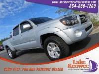 Used 2009 Toyota Tacoma 4WD Double LB V6 AT 4WD Double LB V6 AT For Sale in Seneca, SC