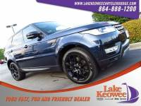Used 2014 Land Rover Range Rover Sport Supercharged 4WD Supercharged For Sale in Seneca, SC