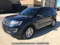 2017 Ford Explorer XLT FWD WATER DAMAGE-LOCATED IN HOUSTON TX