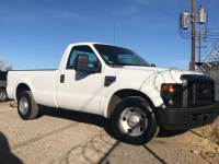 PRE-OWNED 2009 FORD SUPER DUTY F-250 SRW 2WD REG CAB 137 XL RWD REGULAR CAB PICKUP