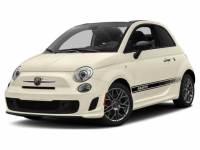 2017 FIAT 500c Abarth Convertible