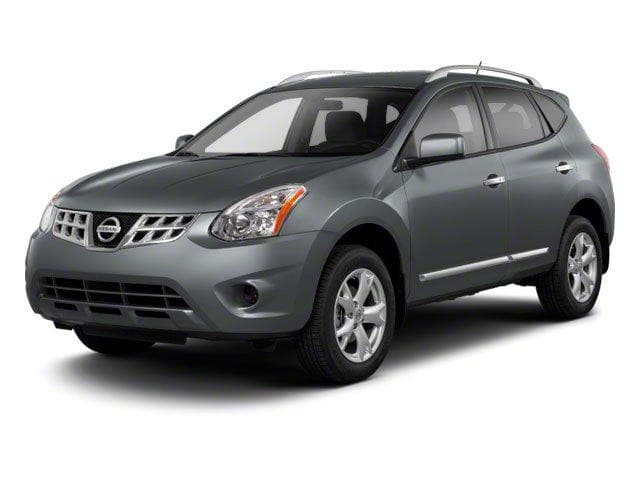 Photo Used 2011 Nissan Rogue FWD 4dr Krom Edition For Sale Chicago, Illinois