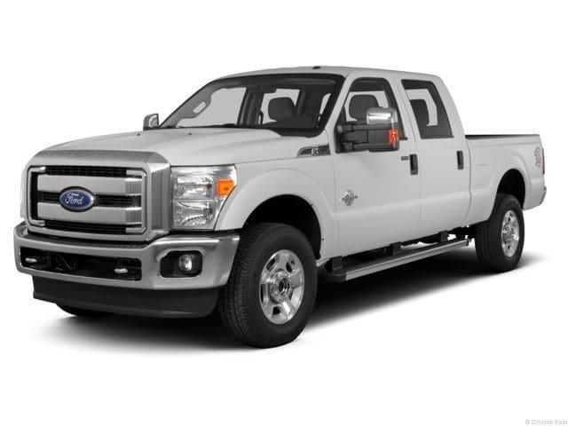 Photo Used 2013 Ford Super Duty F-350 SRW 4WD Crew Cab 172 King Ranch For Sale in Seneca, SC