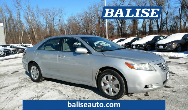 Photo Used 2007 Toyota Camry LE for Sale in West Springfield, MA