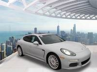 Certified Pre-Owned 2014 Porsche Panamera 4S AWD