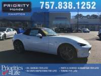 Used 2016 Mazda Mazda MX-5 Miata Grand Touring Convertible in Hampton, VA
