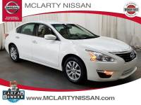 Pre-Owned 2013 NISSAN ALTIMA 2.5 S Front Wheel Drive Sedan