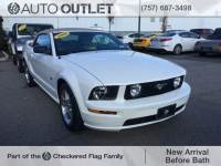 Pre-Owned 2006 Ford Mustang GT Premium RWD 2D Convertible