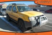 Pre-Owned 2002 Nissan Xterra SE 4WD For Sale in Greeley, Loveland, Windsor, Fort Collins, Longmont, Colorado