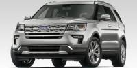 New 2018 Ford Explorer Limited with Navigation & 4WD