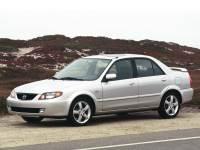 Pre-Owned 2003 Mazda Protege FWD 4D Sedan