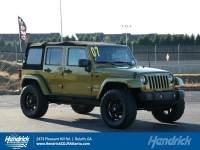 2007 Jeep Wrangler Unlimited Sahara Convertible in Franklin, TN