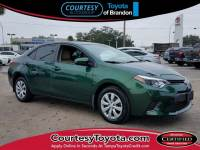 Certified 2016 Toyota Corolla LE Sedan near Tampa FL