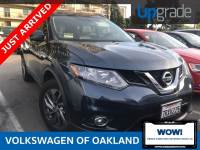 Pre-Owned 2016 Nissan Rogue FWD 4D Sport Utility