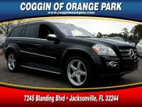 Pre-Owned 2009 Mercedes-Benz GL-Class Base SUV in Jacksonville FL