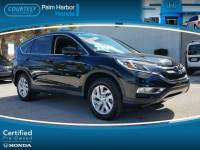 Certified 2015 Honda CR-V EX FWD SUV in Jacksonville FL