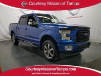 Pre-Owned 2017 Ford F-150 Truck SuperCrew Cab in Jacksonville FL