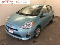 Certified Pre-Owned 2014 Toyota Prius C STD FWD 5D Hatchback