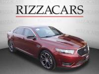 Certified Pre-Owned 2015 Ford Taurus Sho AWD