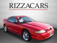Pre-Owned 1998 Ford Mustang GT RWD GT 2dr Convertible
