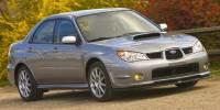 Pre-Owned 2007 Subaru Impreza Sedan WRX STI Ltd AWD