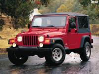 PRE-OWNED 2004 JEEP WRANGLER RUBICON 4WD