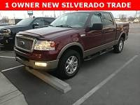 Used 2004 Ford F-150 SuperCrew Truck SuperCrew Cab in Louisville
