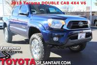 Pre-Owned 2013 Toyota Tacoma LIMITED With Navigation & 4WD