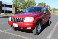 2001 Jeep Grand Cherokee Limited 4WD 5-Speed Automatic