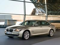 Pre-Owned 2012 BMW 7 Series 750i RWD 4D Sedan