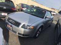 Pre-Owned 2006 Audi A4 1.8T Cabriolet Convertible in Dublin, CA