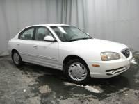 2006 Hyundai Elantra GLS Sedan Front-wheel Drive