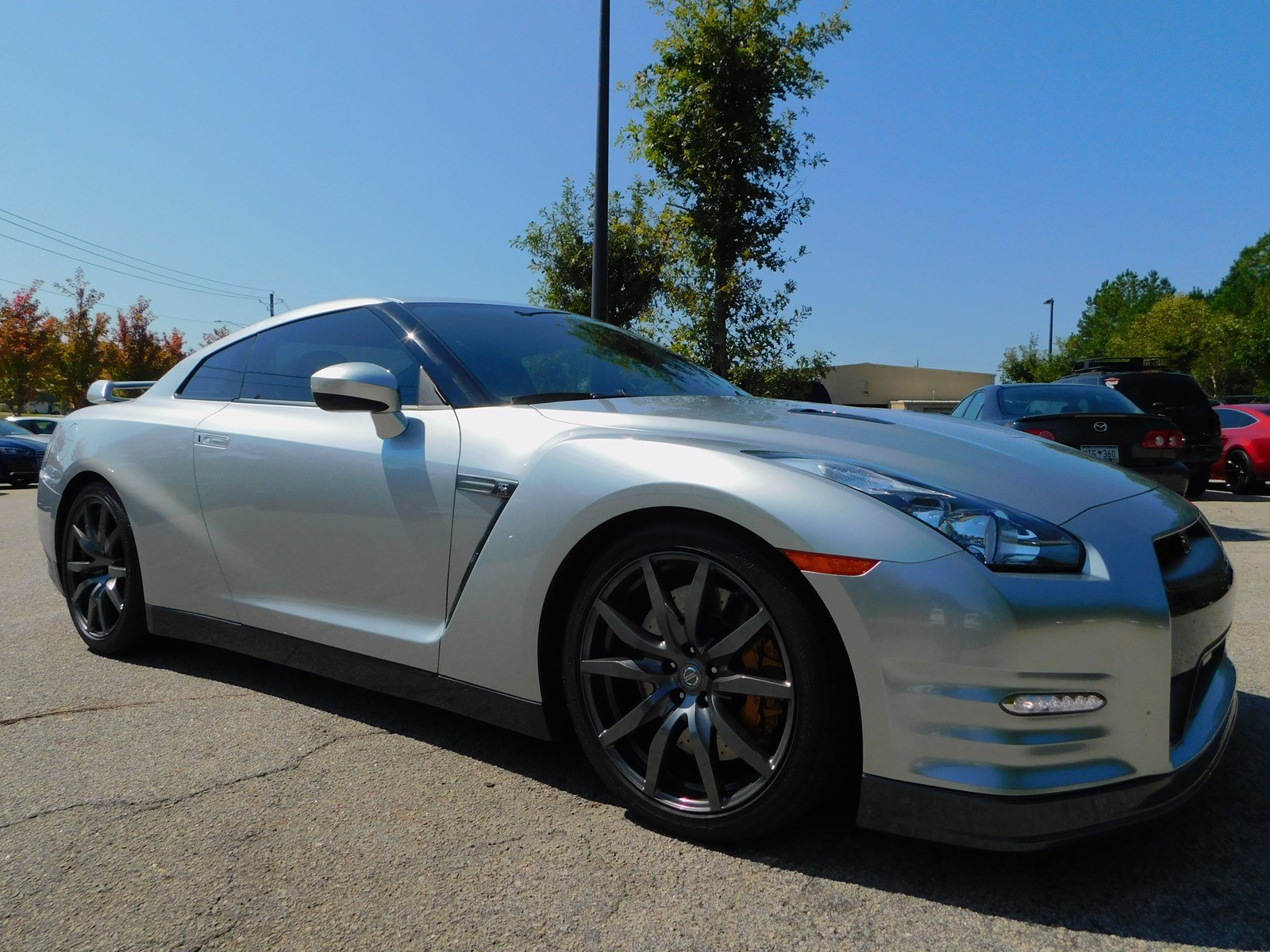 Photo 2012 Nissan GT-R Premium Coupe