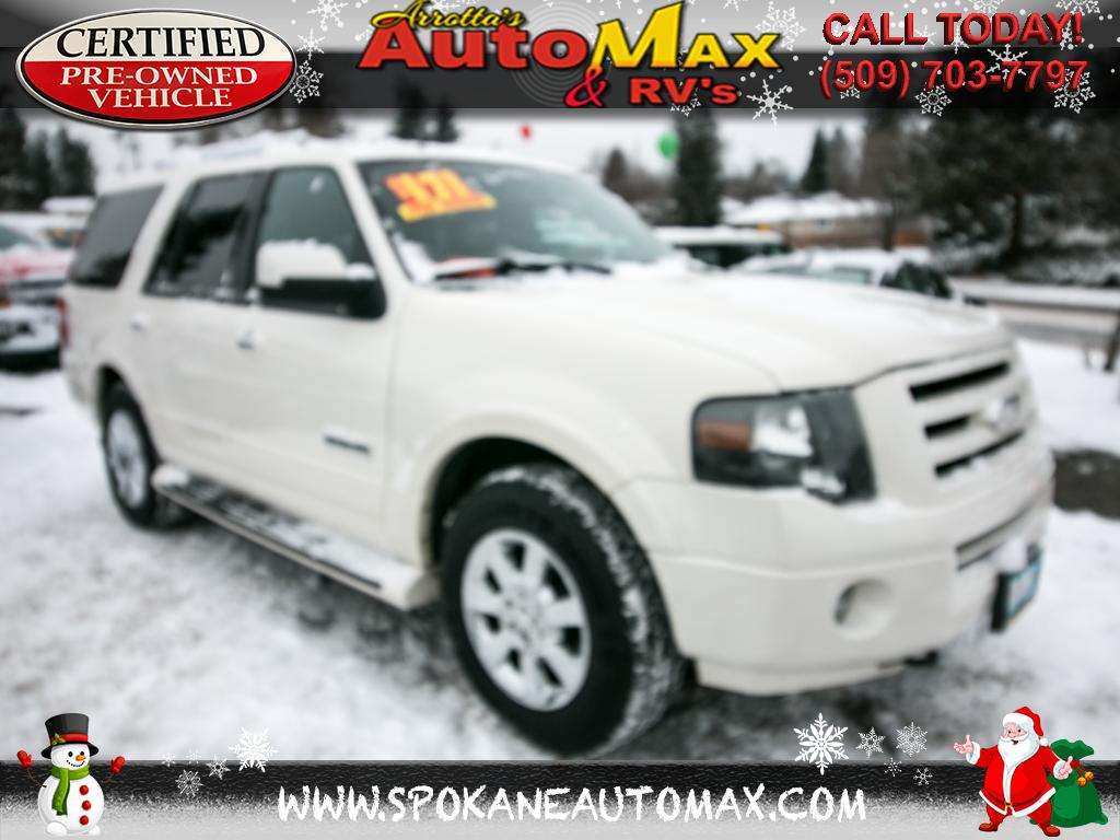Photo 2007 Ford Expedition Limited 4x4 SUV