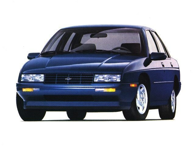 Photo 1996 Chevrolet Corsica Base Sedan For Sale in Jackson