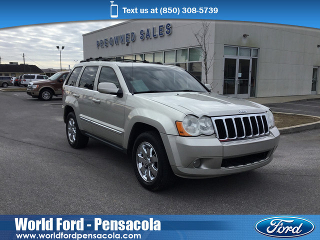 Photo 2008 Jeep Grand Cherokee Limited SUV 4x4 in Pensacola