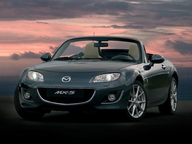 Photo Used 2012 Mazda Mazda MX-5 Miata Grand Touring Hard Top for Sale in Wilmington, DE