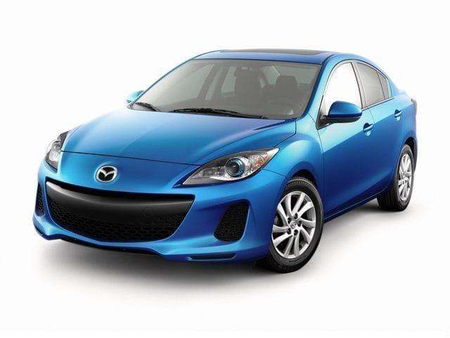 Photo Used 2012 Mazda Mazda3 i Touring Sedan  Greenville, NC