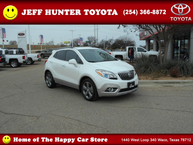 Photo Used 2013 Buick Encore For Sale in Waco TX Serving Temple  VIN KL4CJDSBXDB209749